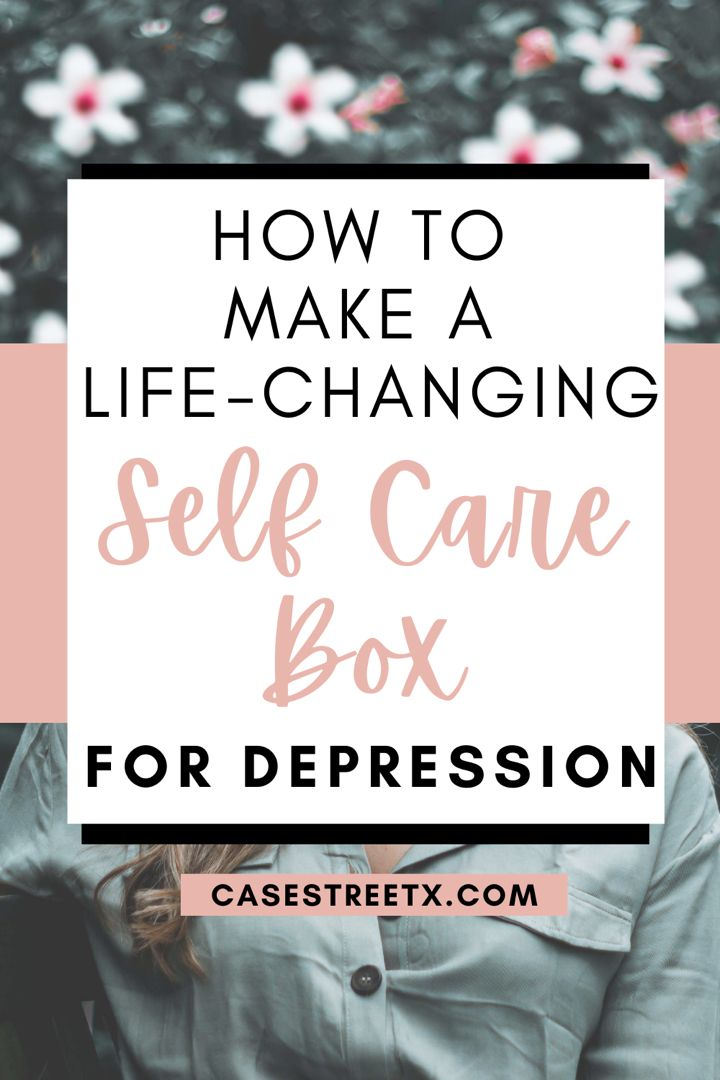 self-care box